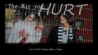 JEFF THE KILLER VS HOMICIDAL LIU CMV /// The way you HURT