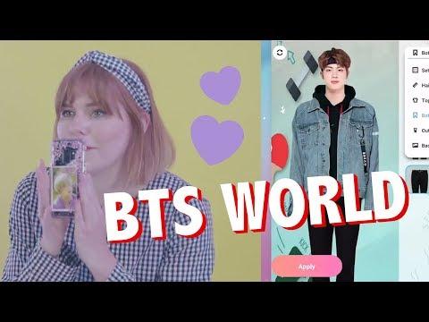 'You can facetime BTS!': We get a sneak peak at BTS World!