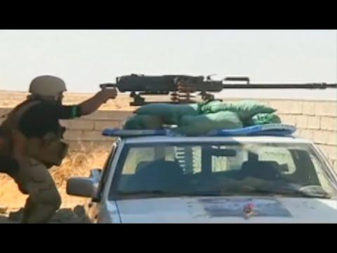 ¿Cómo se está combatiendo a ISIS?