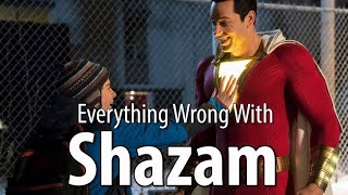 Everything Wrong With Shazam! in 17 Minutes or Less