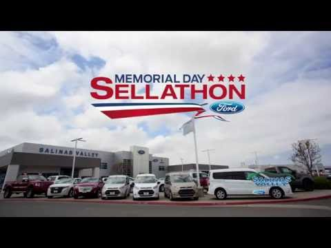 Salinas Valley Ford - Memorial Day Sellathon