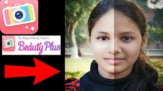 beauty plus editing    beautify face effect
