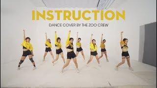 Jax Jones - Instruction   Choreography by Jojo Gomez   cover by The Zoo Crew