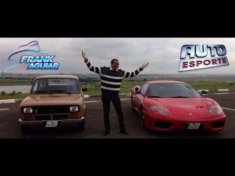 Baixar Frank Aguiar no Programa Auto Esporte |  08/06/2014