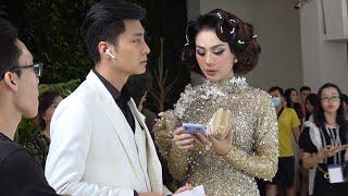 Đức Phúc, Khổng Tú Quỳnh 'cực chất',Lâm Khánh Chi thần thái cùng các sao Việt đi xem thời trang cưới