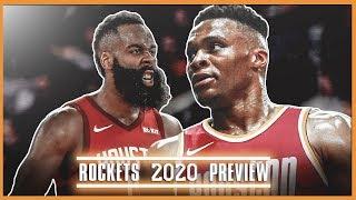 Rockets 2020 Season Preview: Westbrook & Harden SHOULD Fail - Barbershop talk (Episode 60)