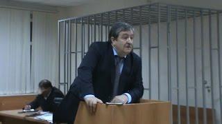 Жалоба на приговор Гериеву рассматривается без подсудимого