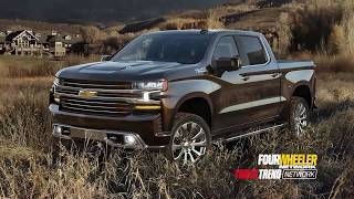 2019 Chevy Silverado Overview
