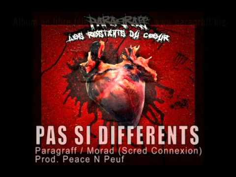 Pas si différents: Morad Scred et Paragraff [Les Restants du Coeur - 2009]