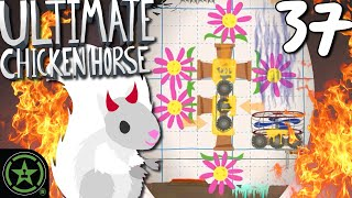 The Most EVIL Trap EVER! - Ultimate Chicken Horse (#37)