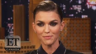 Ruby Rose Gets Emotional Over 'Batwoman' Role