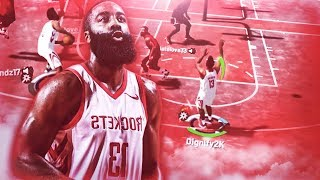 James Harden Step-Back Challenge - The Most OVERPOWERED Move on NBA 2K19!