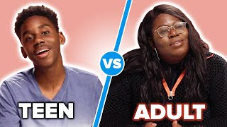 Teen Vs. Adult How Strict Are Your Parents?