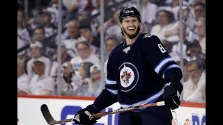 Jets Trade Trouba to Rangers for Pionk and 1st Round Pick