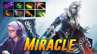 Miracle Drow Ranger 8 slotted Carry | Dota 2 Pro Gameplay