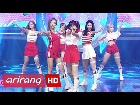Simply K-Pop _ LABOUM(라붐) _ Shooting Love(푱푱) _ Ep.230 _ 090216