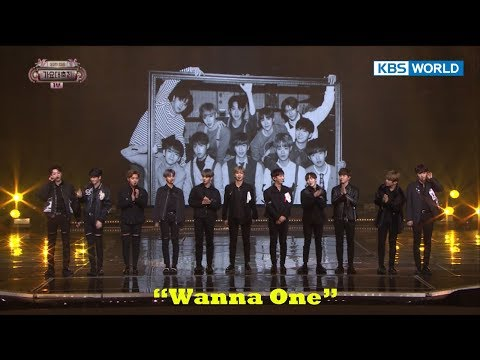 Wanna one Special / 워너원 스페셜 [2017 KBS Song Festival | 2017 KBS 가요대축제 / 2017.12.29]