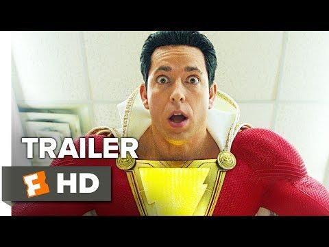 Shazam! Teaser Trailer (2019)