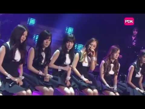 Real voice Girls' Generation 소녀시대 - Goodbye
