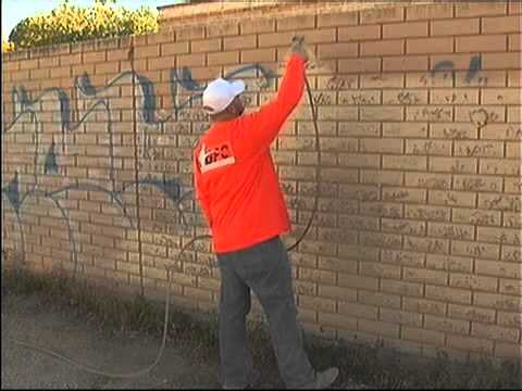 Fight graffiti with your cell phone