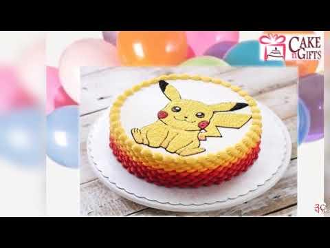 Order same day kids birthday cake online in Delhi