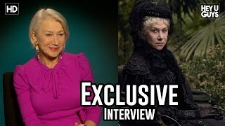 Helen Mirren on her own Paranormal Experience -  Winchester: The House that Ghosts Built