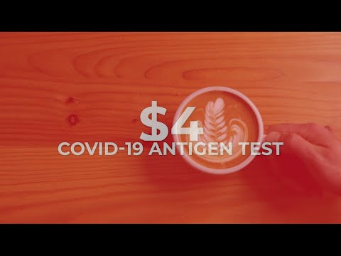 Are you ready to fight the #pandemic? Now you can...for less than the cost of a latte. Introducing a high-quality $4 COVID-19 #antigen test from Beckman Coulter, an industry leader in clinical diagnostics.   Connect with us now to find a testing program that works for your institution.   For more information, visit www.BeckmanCoulter.com/Antigen