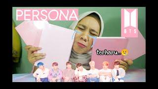 UNBOXING ALBUM #1 BTS - PERSONA 😍🌺
