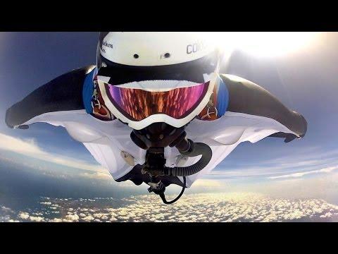 The Biggest Wingsuit Stunt Ever
