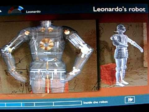 "World first ""Humanoid"" Robot"