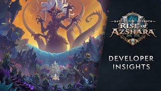 Rise of Azshara Developer Insights preview image