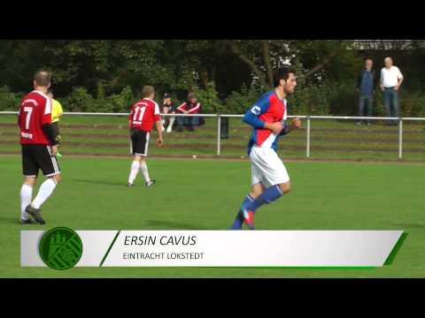 Tor von Ersin Cavus (Eintracht Lokstedt) | ELBKICK.TV