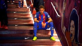 Neymar's Last Season in Barcelona