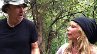 Hiking With Kevin - Rosanna Arquette