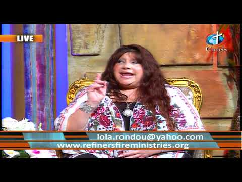 Refiners Fire with Rev Lola Rondou 09-22-2020