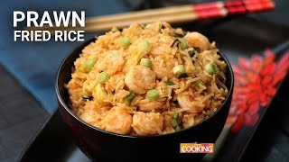 Prawn Fried Rice | Fried Rice | Ventuno Home Cooking