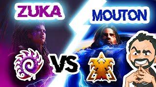 J'AFFRONTE MES ABONNES ! - TvP - zuka (Z) VS Mouton (T) BO3 - StarCraft 2