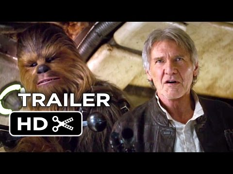Star Wars: Episode VII - The Force Awakens Official Teaser Trailer #2
