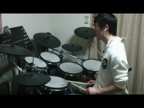 Toshiki - 五月天 - 孫悟空(Drum Cover)