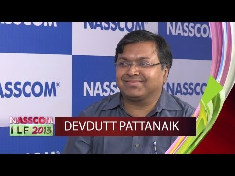 Devdutt Pattanaik, Chief Belief Officer, Future Group - Why Leaders ...