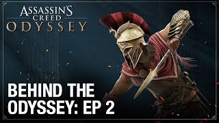 Assassin's Creed Odyssey - Harcrendszer