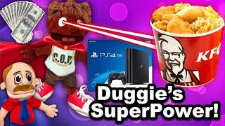 SML Movie: Black Yoshi's SuperPowers!