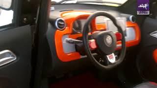 صدى البلد ينشر السيارة الكهربائية E-MOTION التي كشفت ...