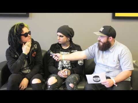 Baixar Motionless In White Interview | Upcoming Album | Punk Goes | Warped Tour