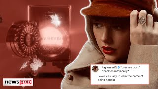 Taylor Swift Drops 'RED' (TV) Vault Song Clues & Fans Are STUMPED