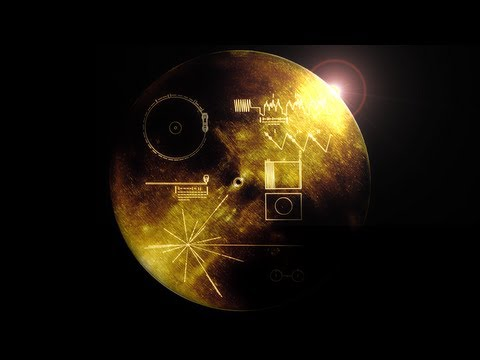 "Space Show Writer on Voyager's ""Golden Record"""
