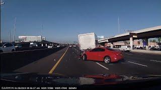 Car Crash Dash Cam Compilation #56 January 2020