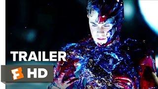 Power Rangers 2017 Movie Trailer