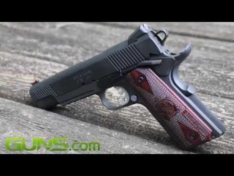 Springfield Armory Operator 1911 pistol review