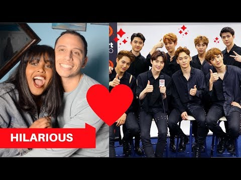 EXO IHEARTRADIO INTERVIEW REACTION (EXO REACTION)